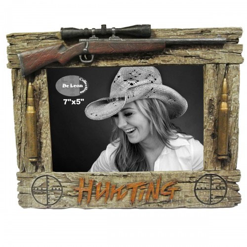 12701 Hunting photo Frame