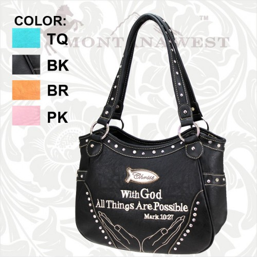 SCH-ATP-8110 Bible Verse Collection Handbag