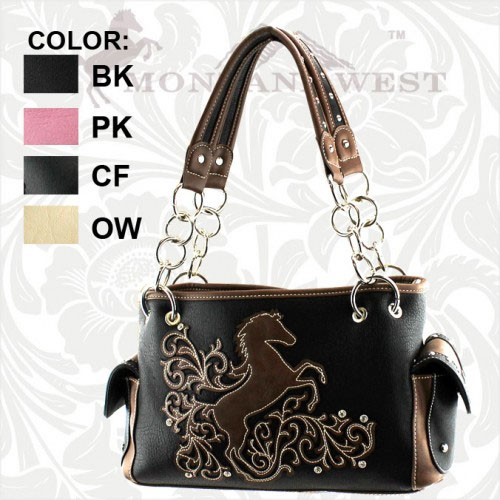 SCH-COH-8085 Cowgirl Collection Handbag