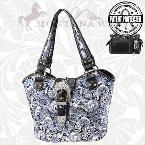 SCH-FBBG-8005 Concealed Handgun Collection Handbag
