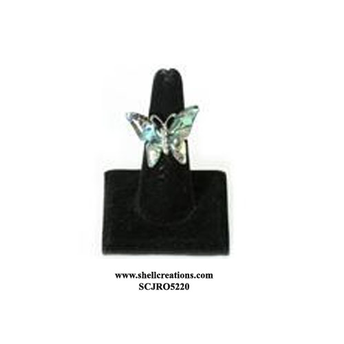 SCJR05220 Large Butterfly Ring