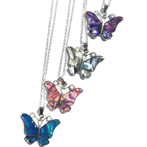 SFP-197 Butterfly Necklace