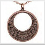 Copper Pendants & Necklaces