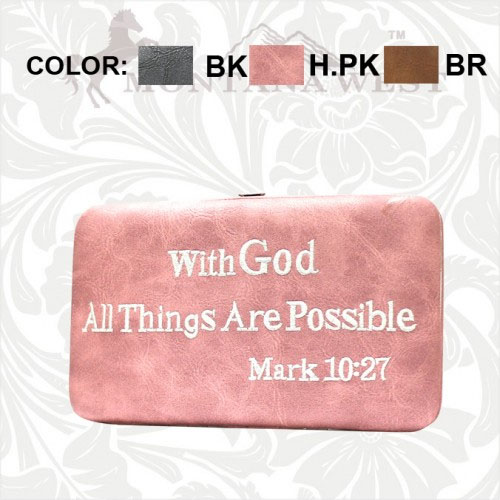 SC-VS-W007 Scripture Collection Wallet