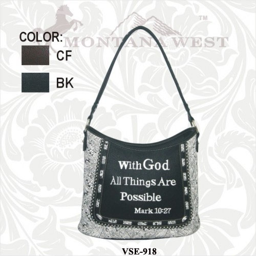 SC3-VSE-918 Spiritual Collection Handbag